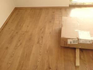 1.7.2010 podlaha - pokoj za dolní koupelnou