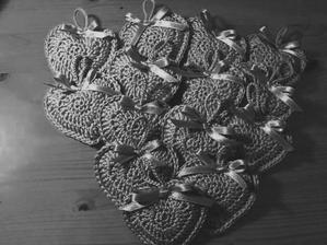 Levandulová srdíčka ...dárečky
