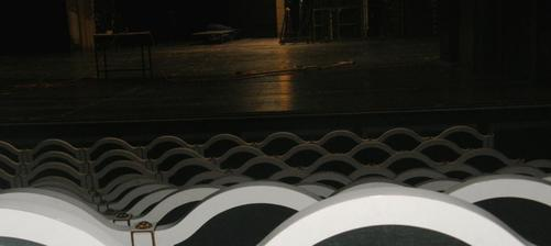 soukromá návštěva Nosticova divadla