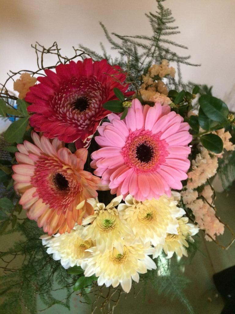 Dekorace z květin Pro radost - Obrázek č. 14
