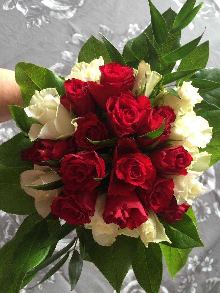 Dekorace z květin Pro radost - Obrázek č. 15