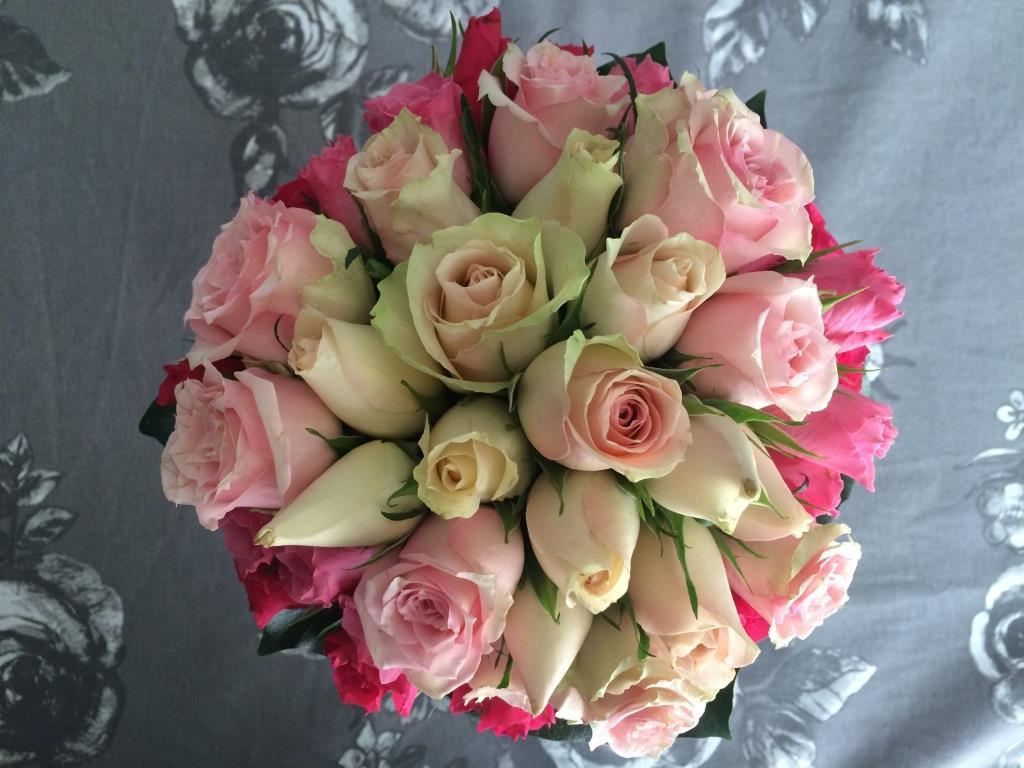 Dekorace z květin Pro radost - Obrázek č. 17