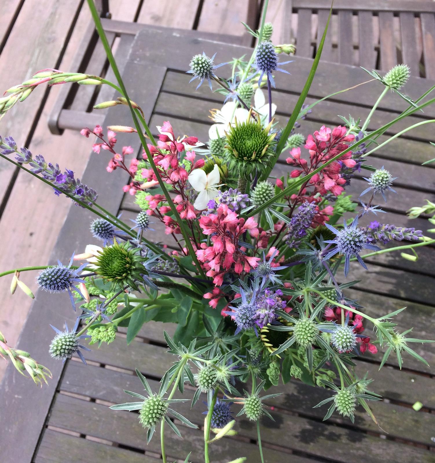 Dekorace z květin Pro radost - Obrázek č. 46