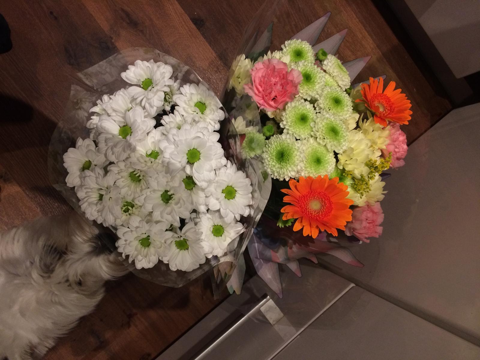Dekorace z květin Pro radost - polotovary
