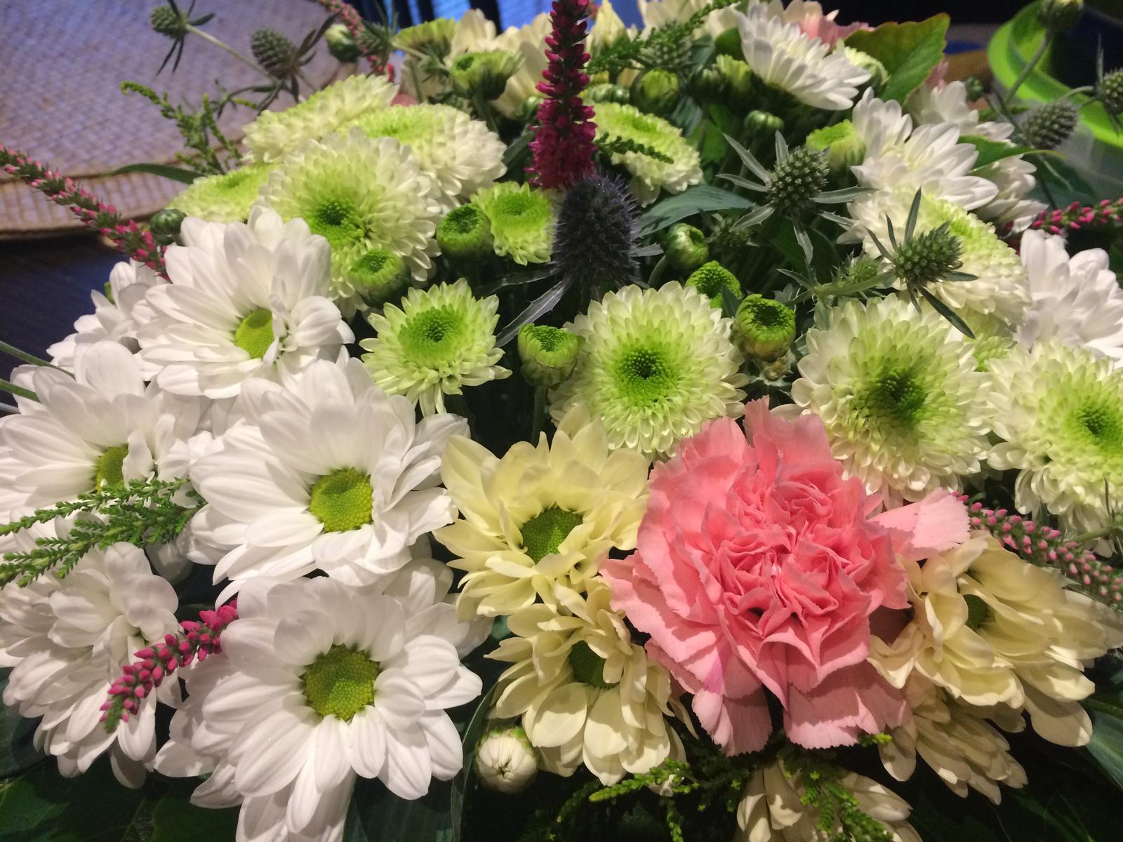Dekorace z květin Pro radost - Obrázek č. 51