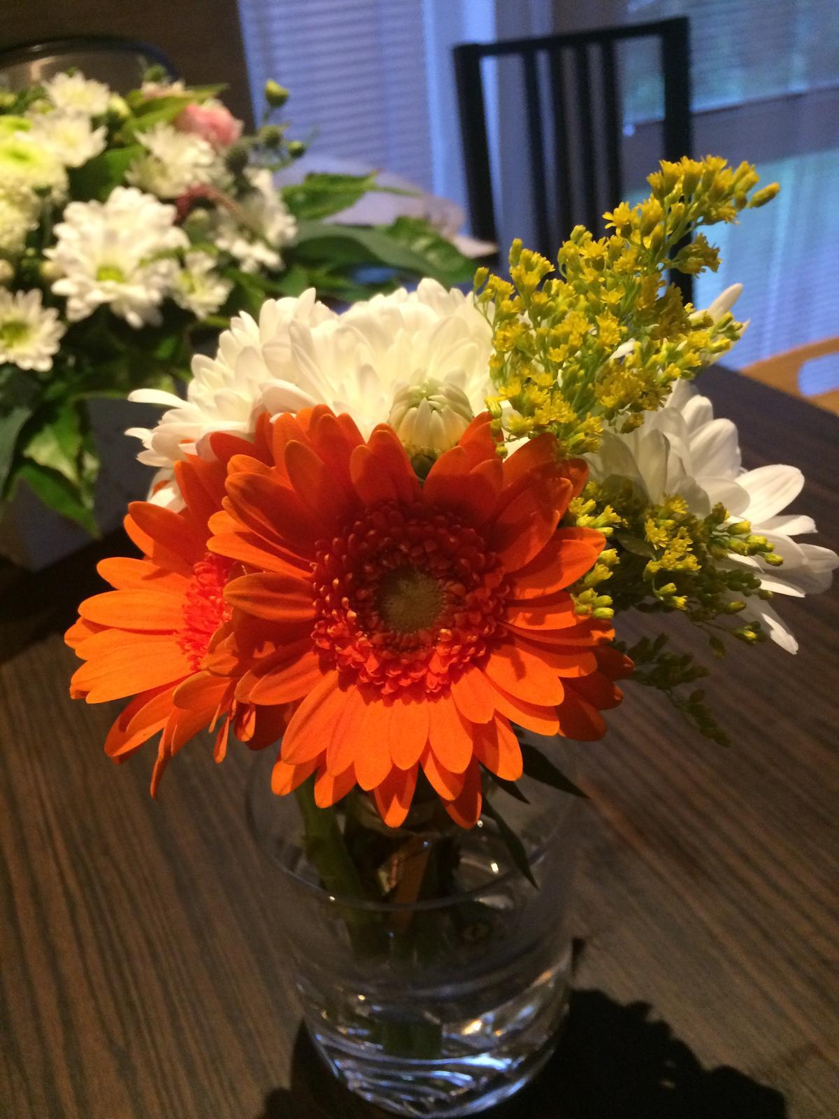 Dekorace z květin Pro radost - Obrázek č. 54