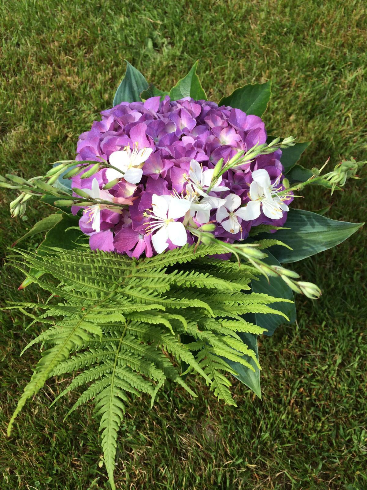 Dekorace z květin Pro radost - Obrázek č. 58