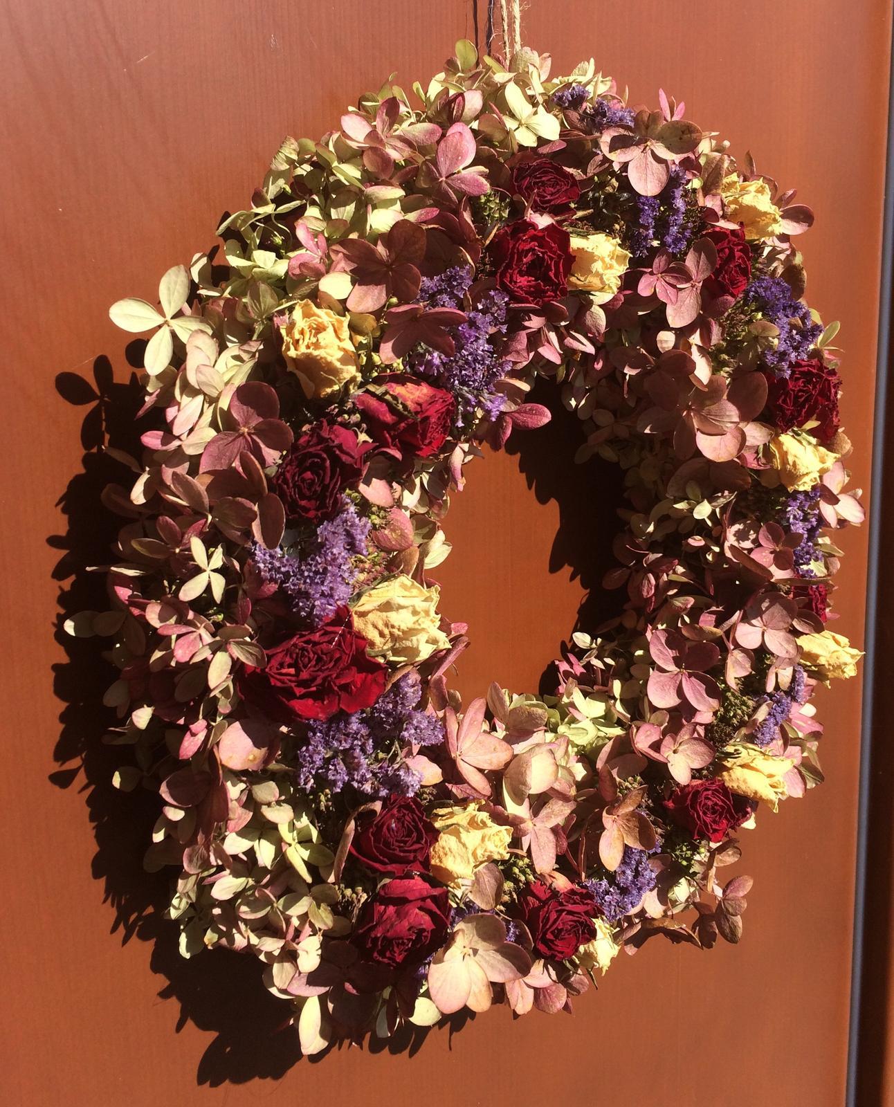 Dekorace z květin Pro radost - Obrázek č. 72