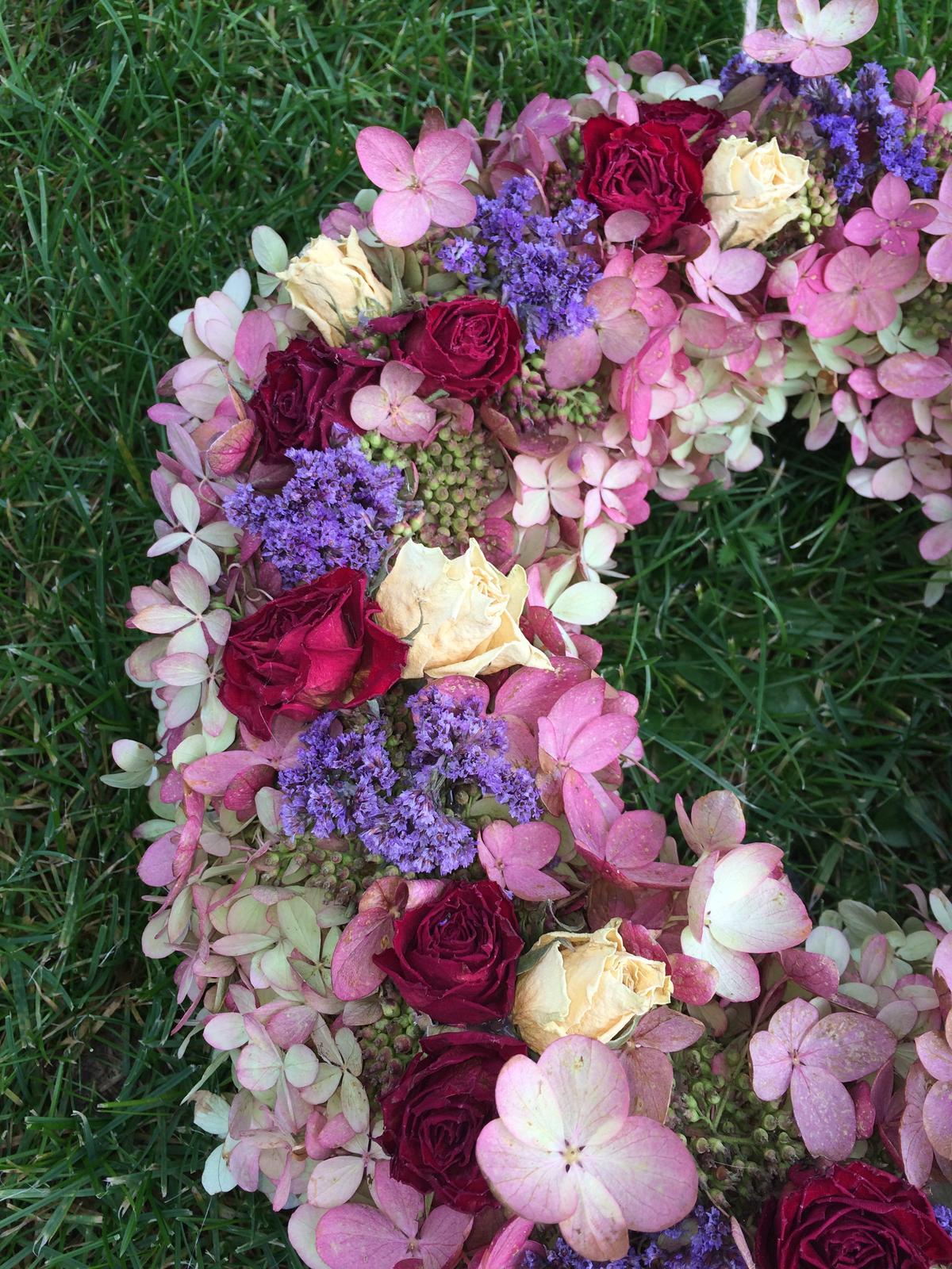 Dekorace z květin Pro radost - Obrázek č. 73