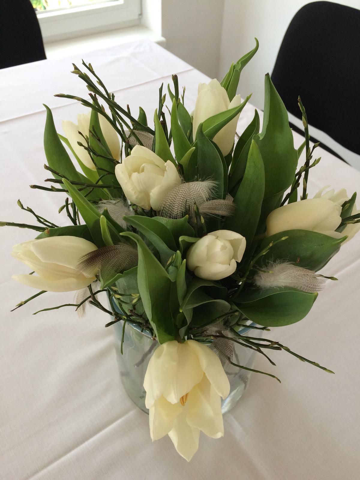 Dekorace z květin Pro radost - Obrázek č. 110