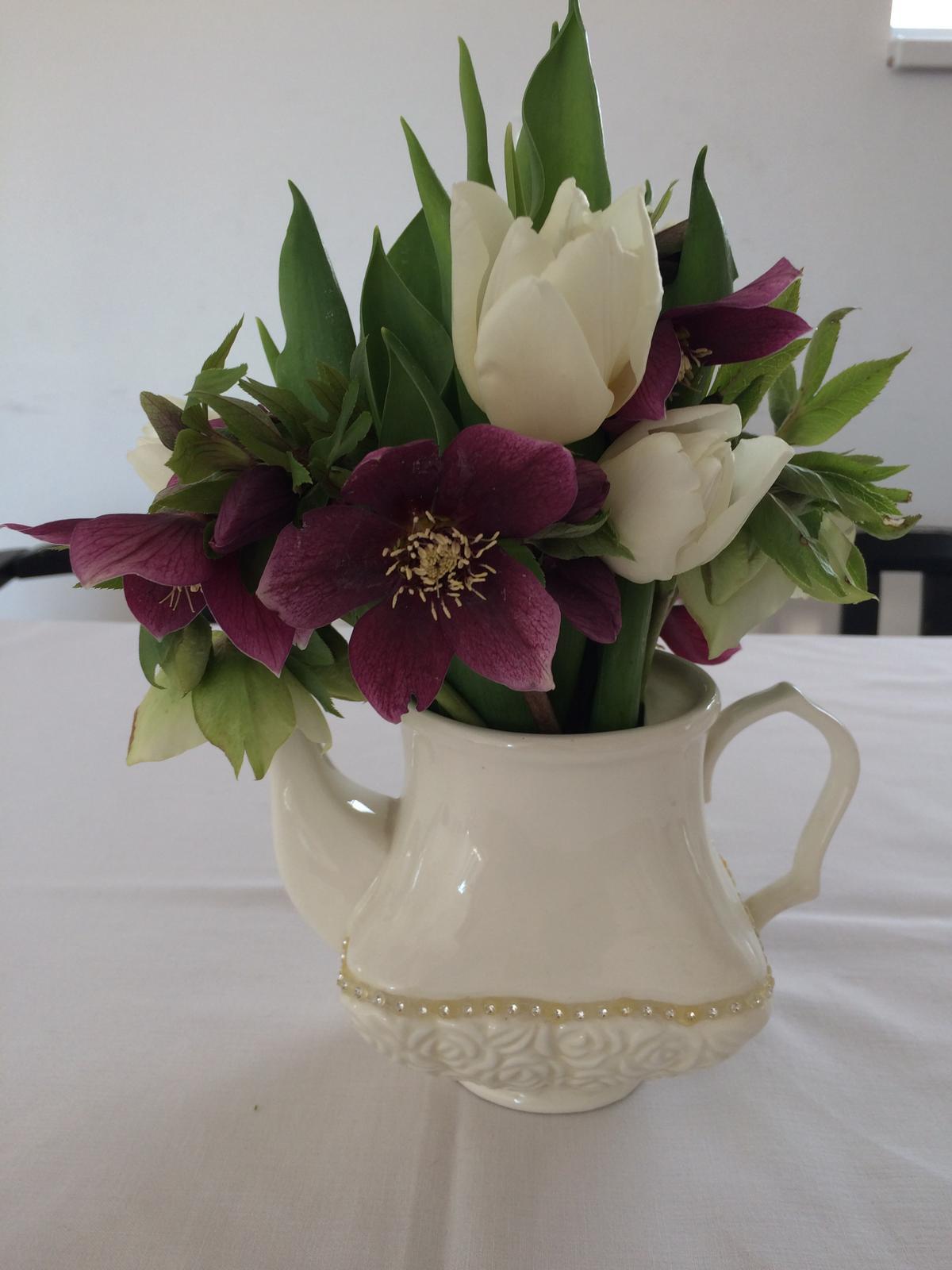 Dekorace z květin Pro radost - Obrázek č. 111