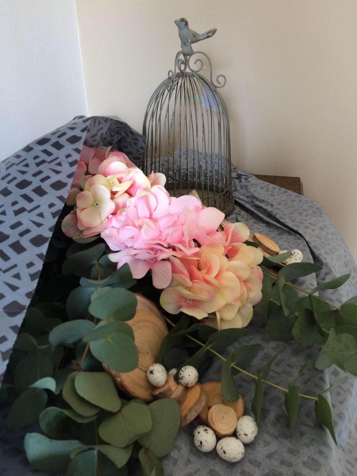 Dekorace z květin Pro radost - Obrázek č. 114