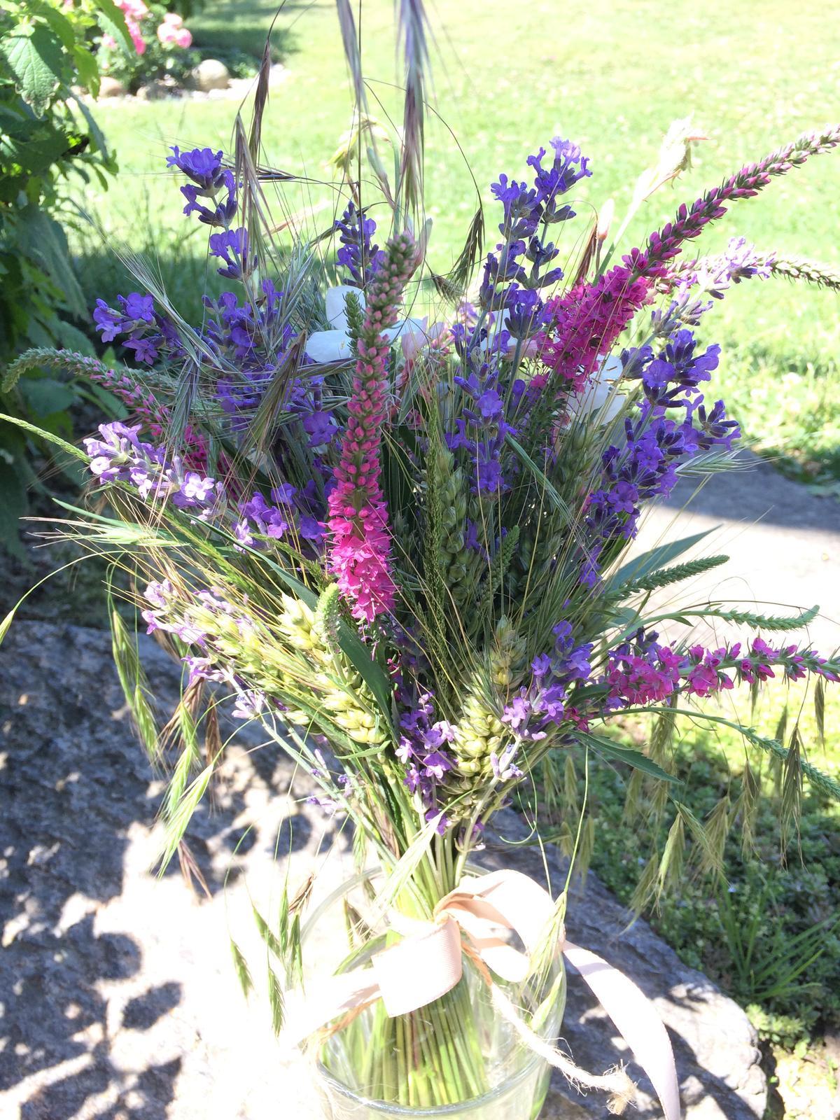 Dekorace z květin Pro radost - Obrázek č. 135