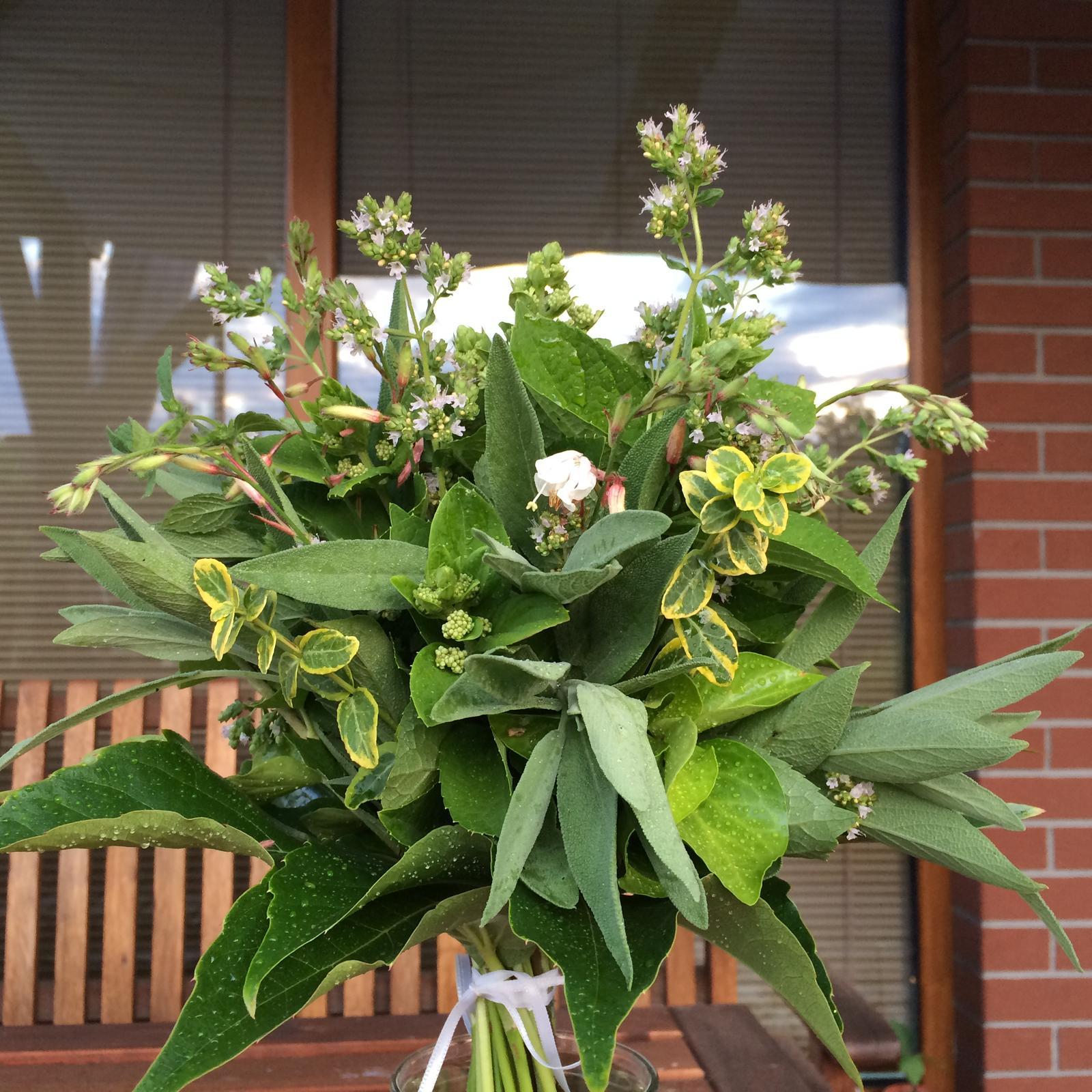 Dekorace z květin Pro radost - Obrázek č. 143