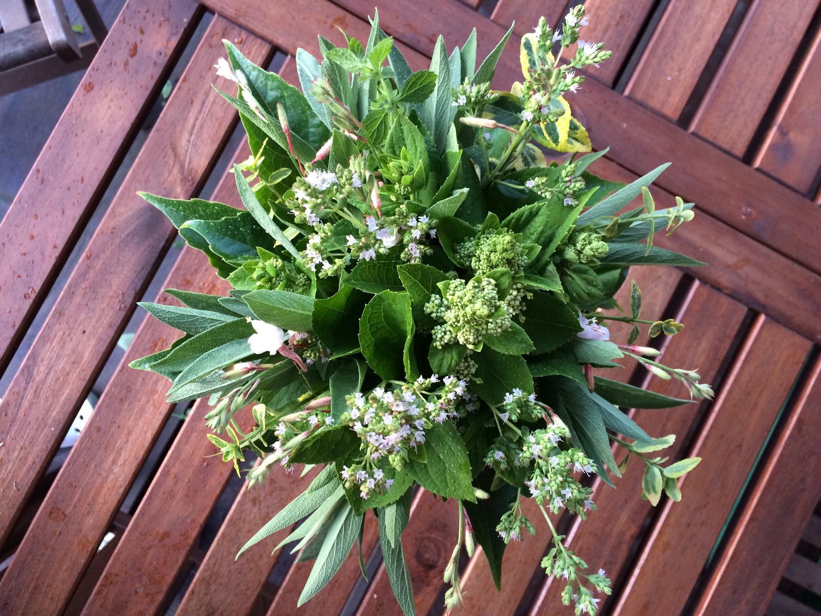 Dekorace z květin Pro radost - Obrázek č. 144