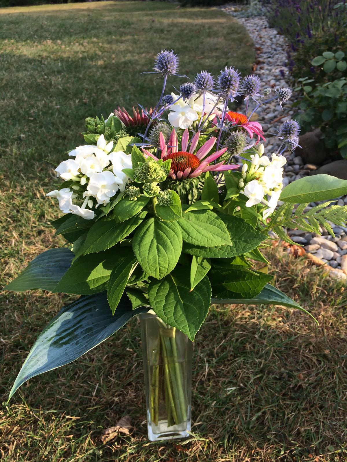 Dekorace z květin Pro radost - Obrázek č. 145