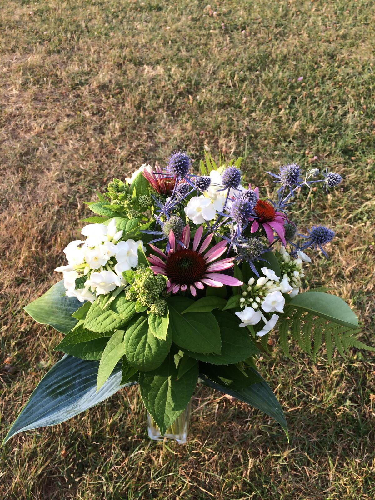 Dekorace z květin Pro radost - Obrázek č. 146