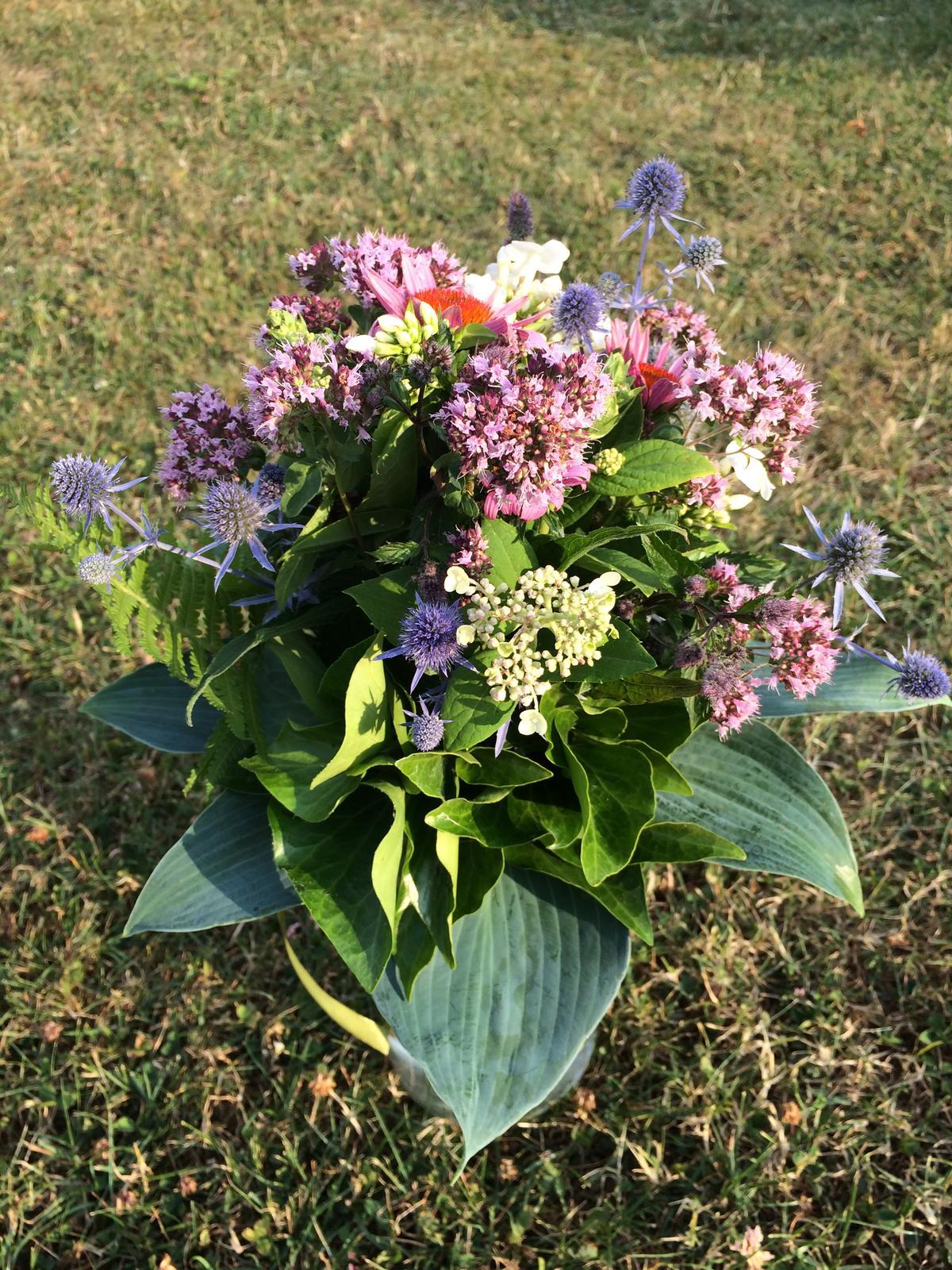 Dekorace z květin Pro radost - Obrázek č. 147