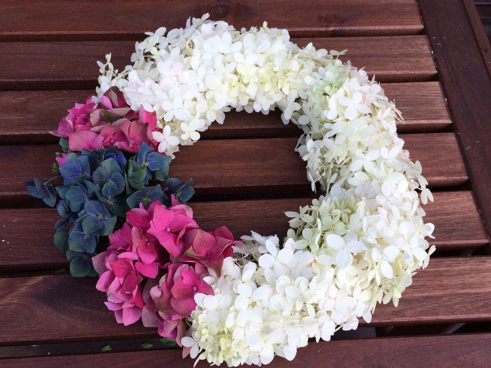 Dekorace z květin Pro radost - Obrázek č. 151
