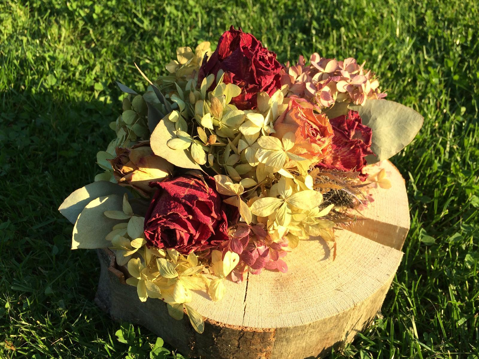 Dekorace z květin Pro radost - Obrázek č. 155