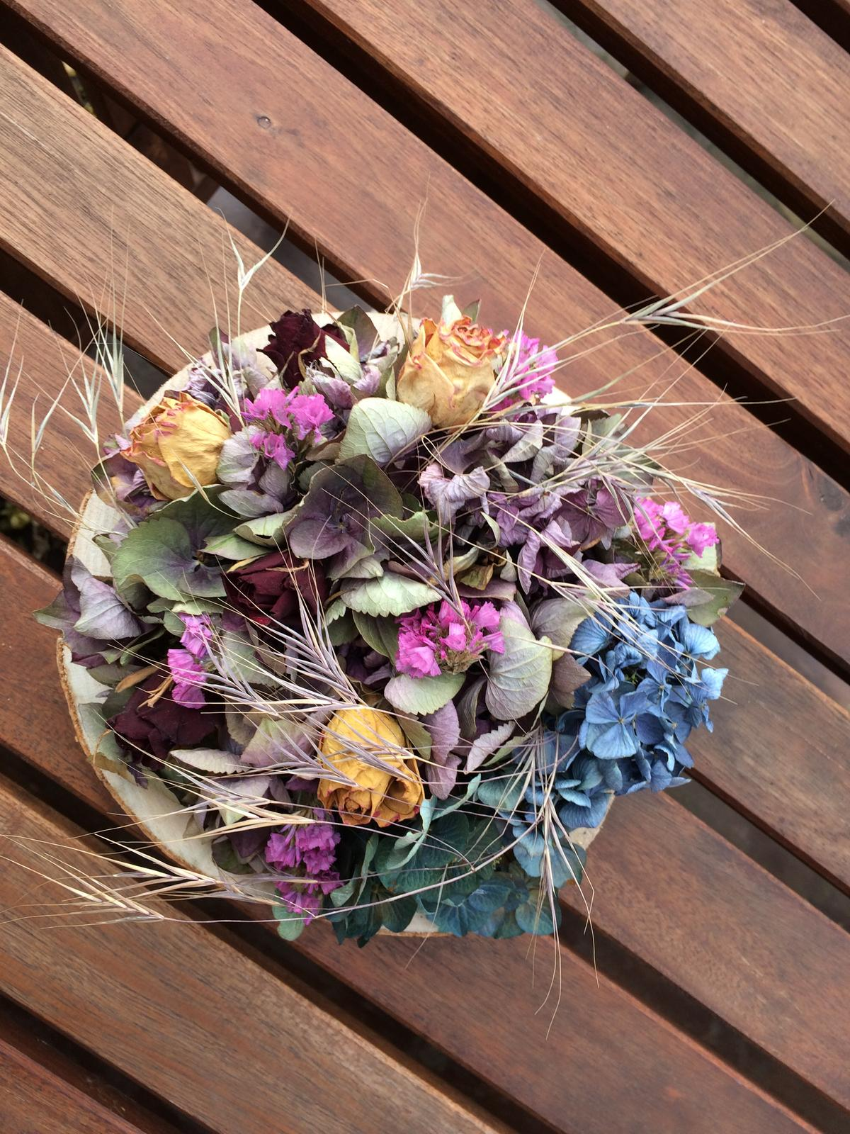 Dekorace z květin Pro radost - Obrázek č. 160