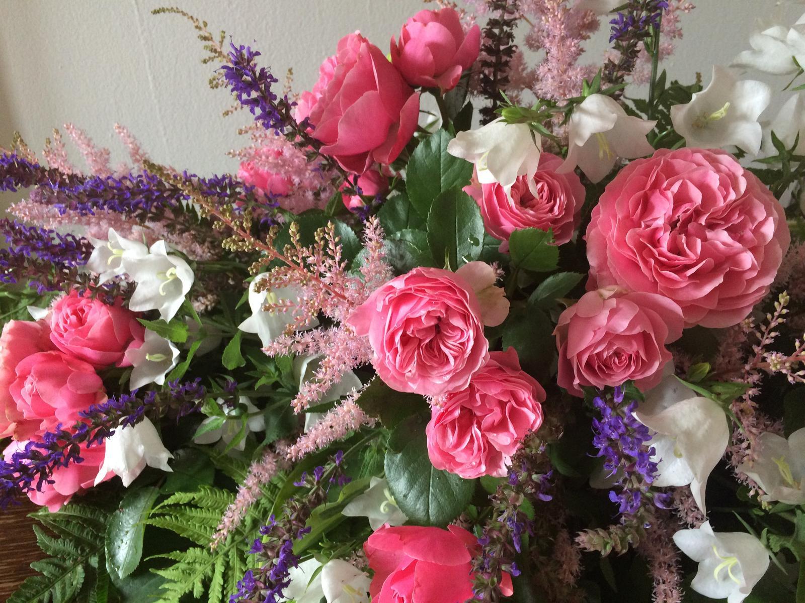 Dekorace z květin Pro radost - Obrázek č. 192