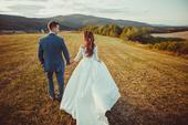 Svadobné šaty Daria Karlozi, 36