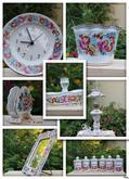 stále dostupná - farebná, krásna keramika