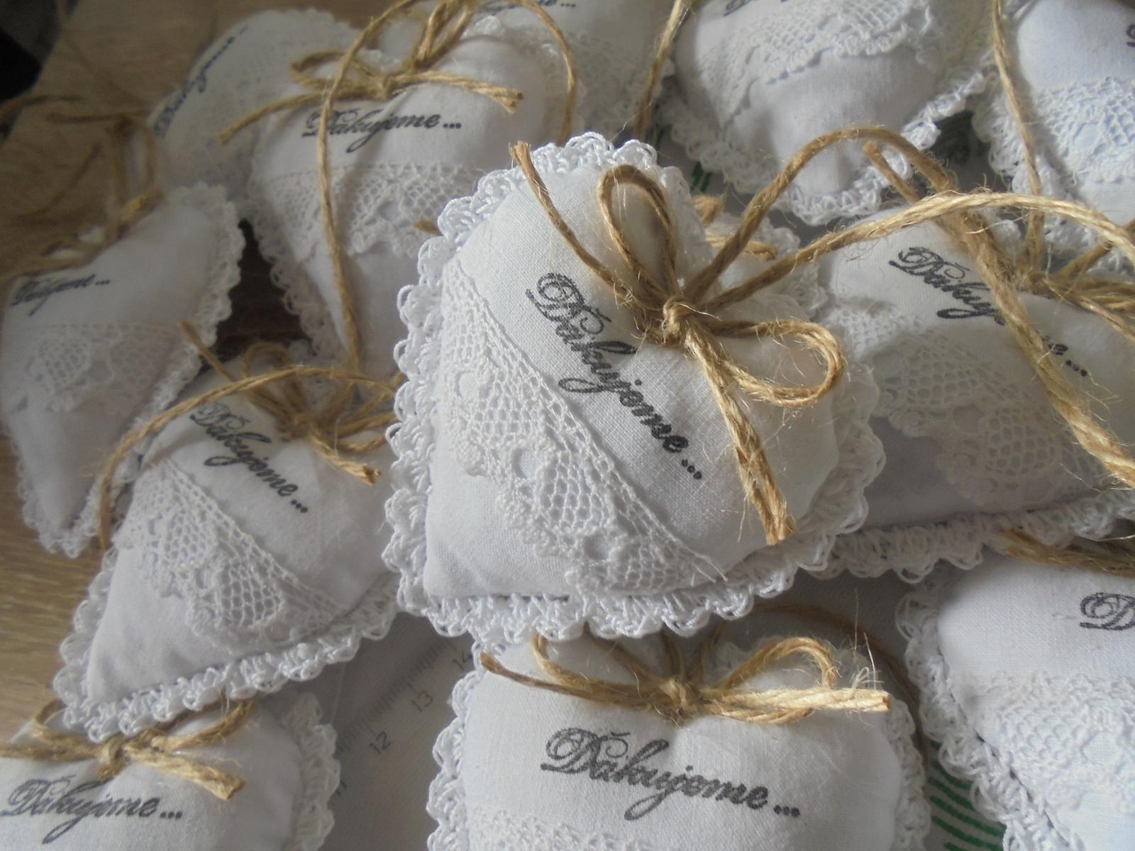 Svadobné darčeky od novomanželov - Obrázok č. 29