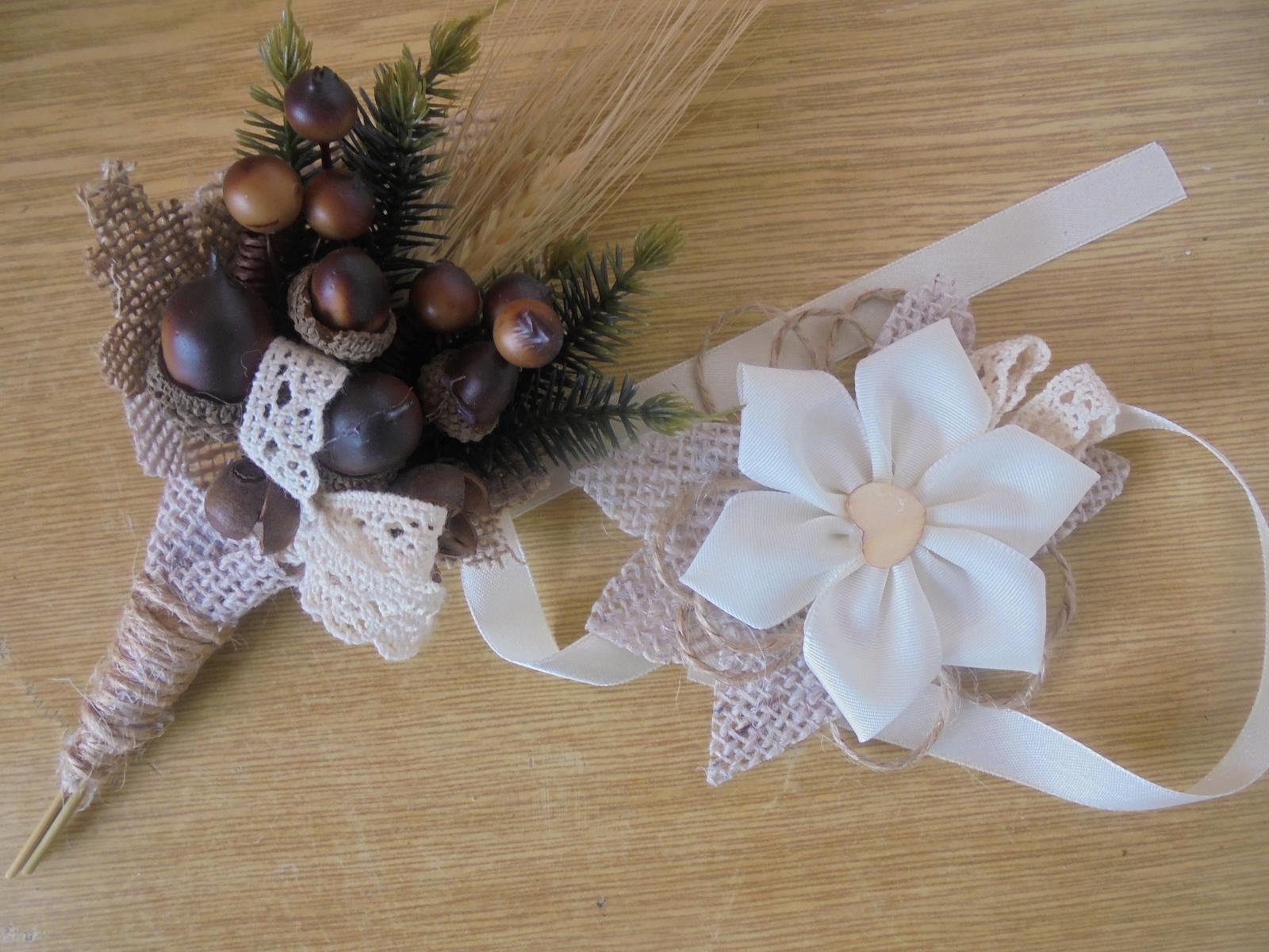 Svadobné pierka pre hostí a rodičov +svadobná dekoracia - Obrázok č. 6