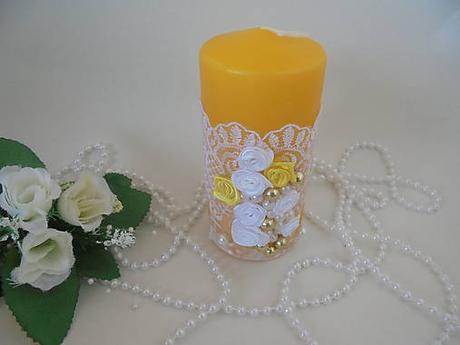 svadobné sviečka - Obrázok č. 1