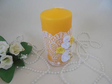 svadobné sviečka - Obrázok č. 2