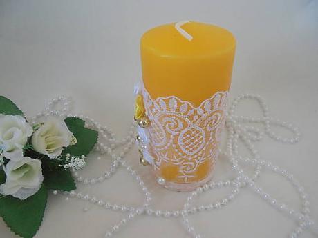 svadobné sviečka - Obrázok č. 3