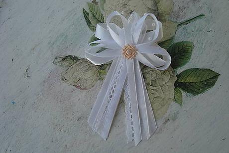 veľké svadobné pierko s perličkami - Obrázok č. 1