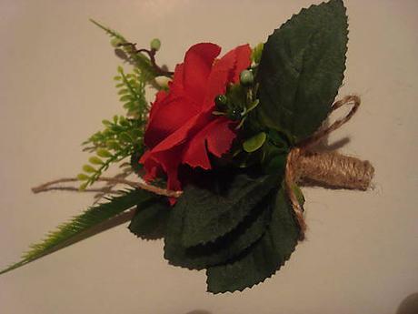 Svadobné pierko pre ženícha - Obrázok č. 4