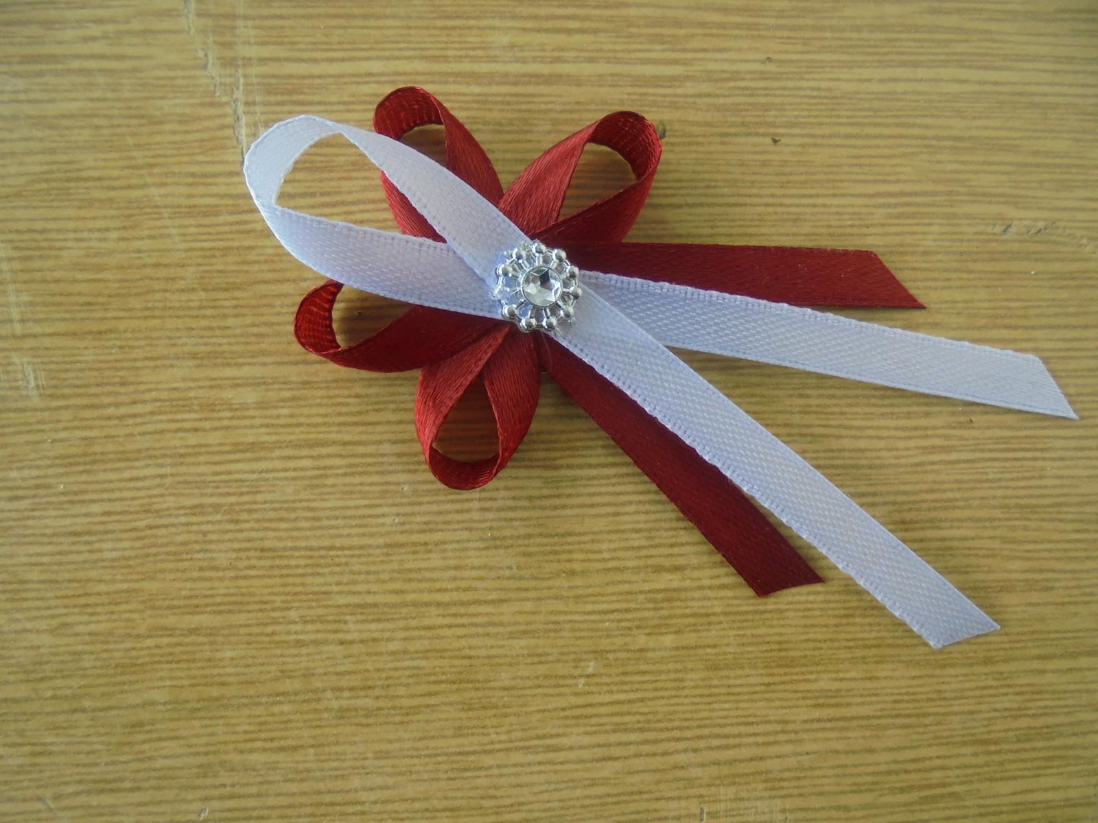 svadobné pierko pre hostí-10cm - Obrázok č. 1