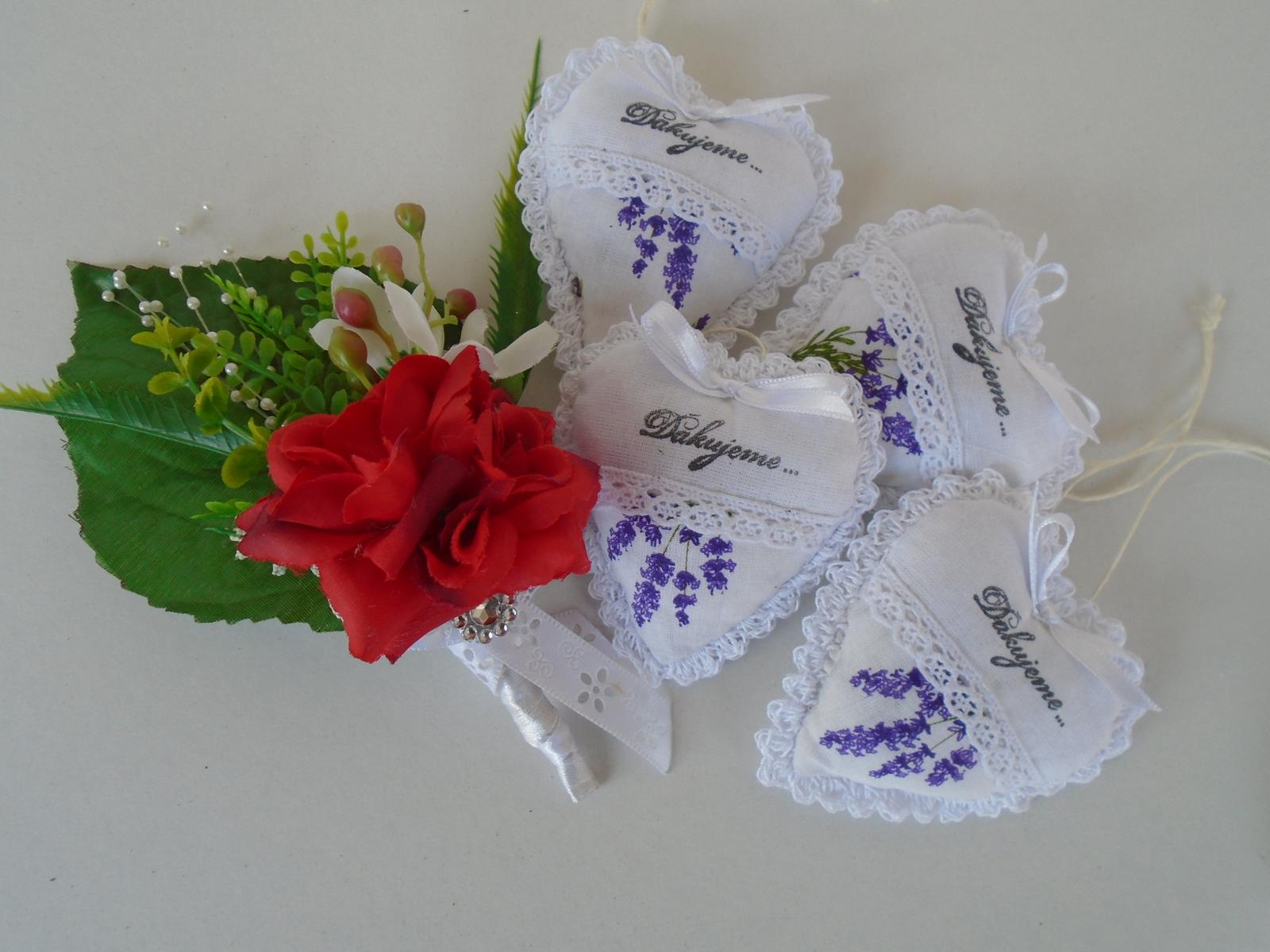 Darček pre svadobných hostí - Obrázok č. 4