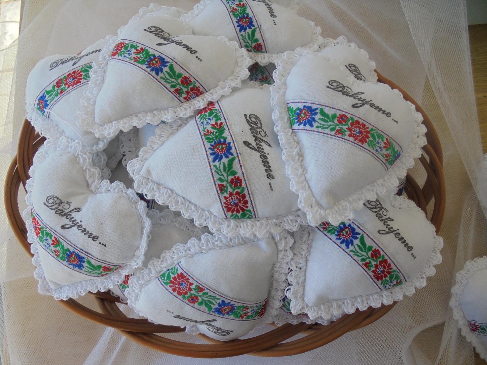 Darček pre svadobných hostí - Obrázok č. 2