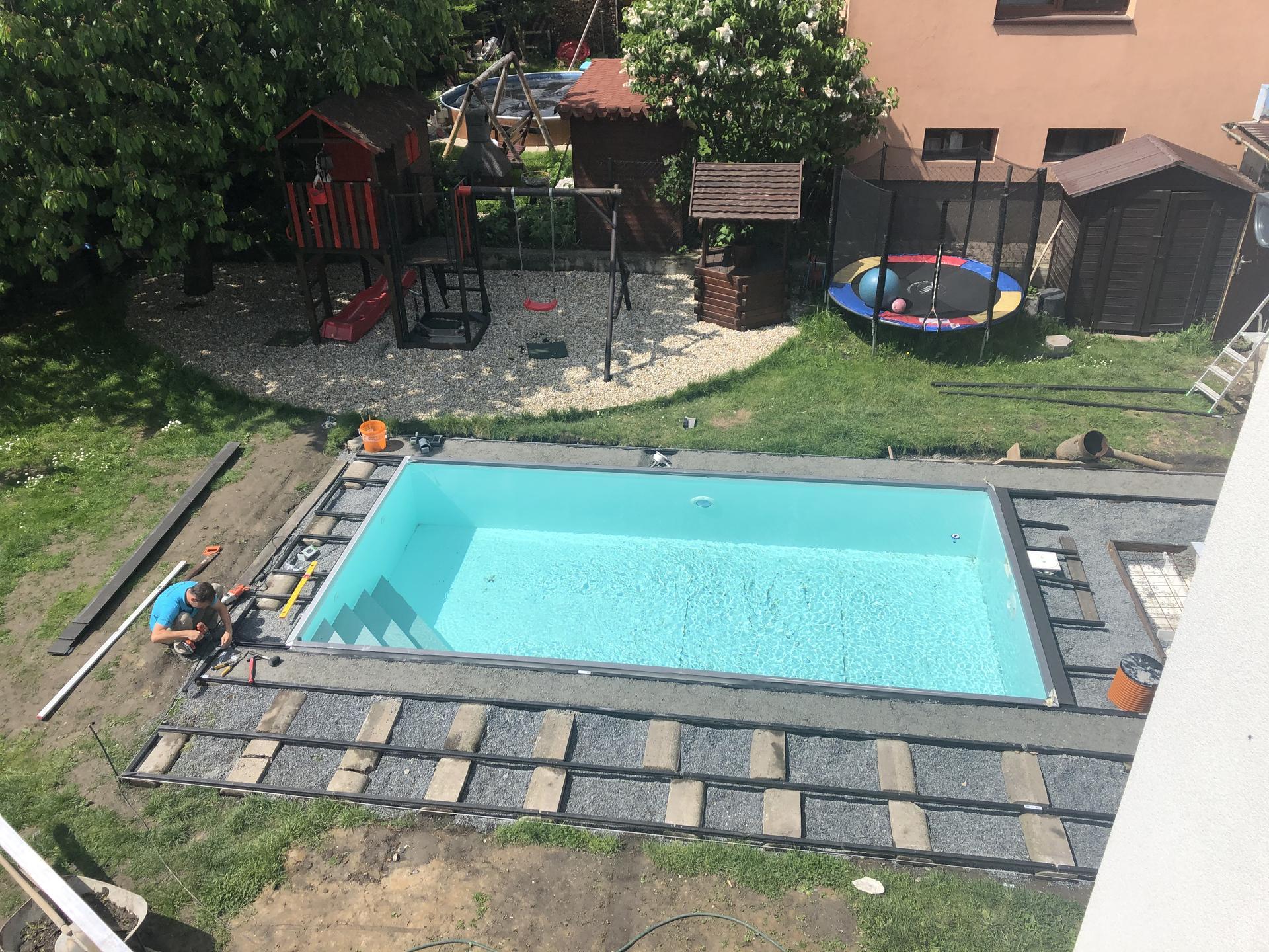 Jak se staví bazén - Obrázek č. 22