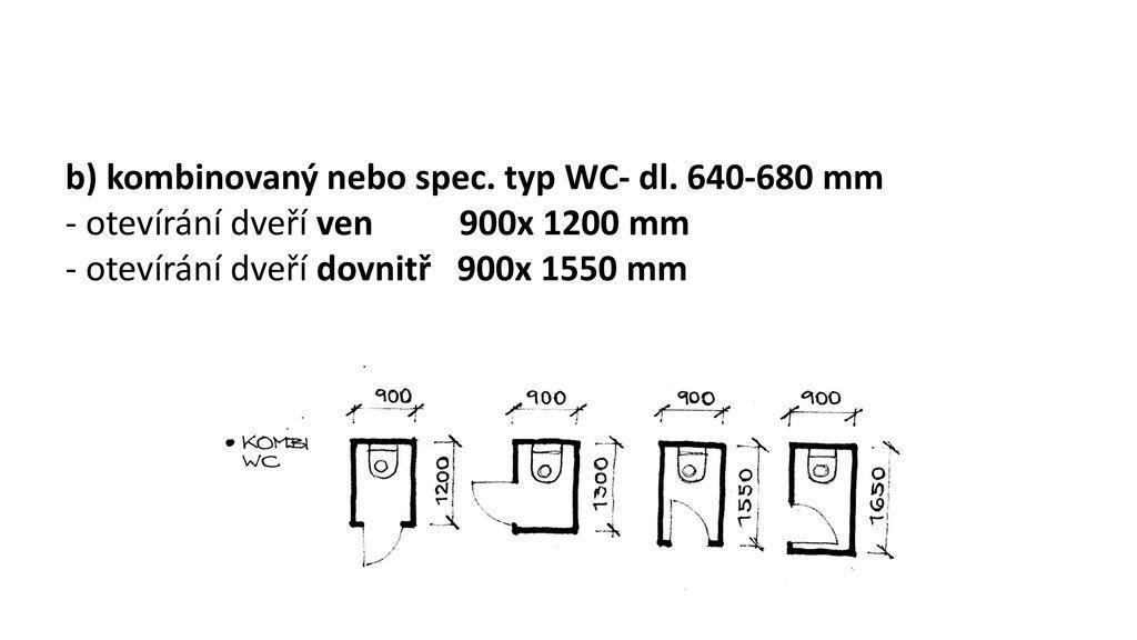 Minimální rozměry: - Obrázek č. 2