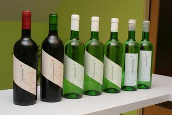 etikety na víno..od Kraťáska