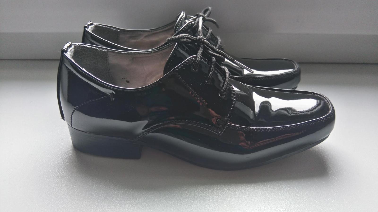Chlapecké boty Vivaki kožené - Obrázek č. 1