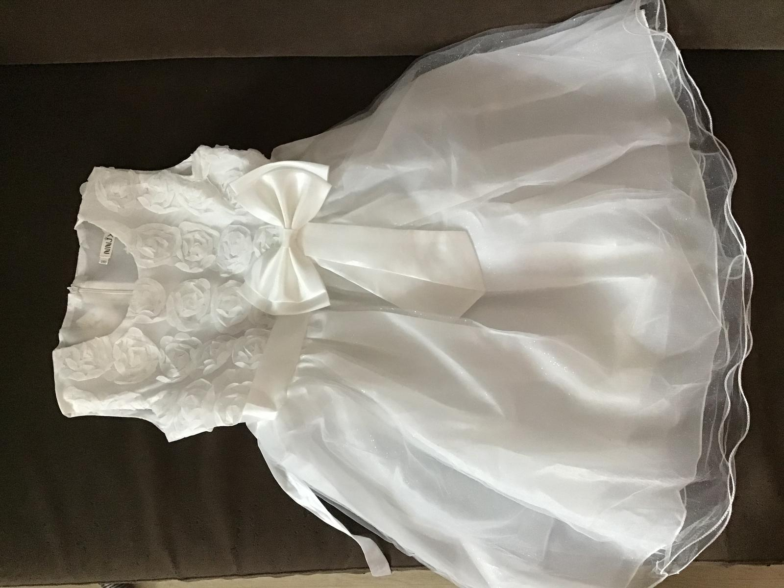 Šaty pro družičku - Obrázok č. 1
