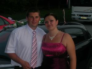 my dvaja na svadbe 19.9.2009