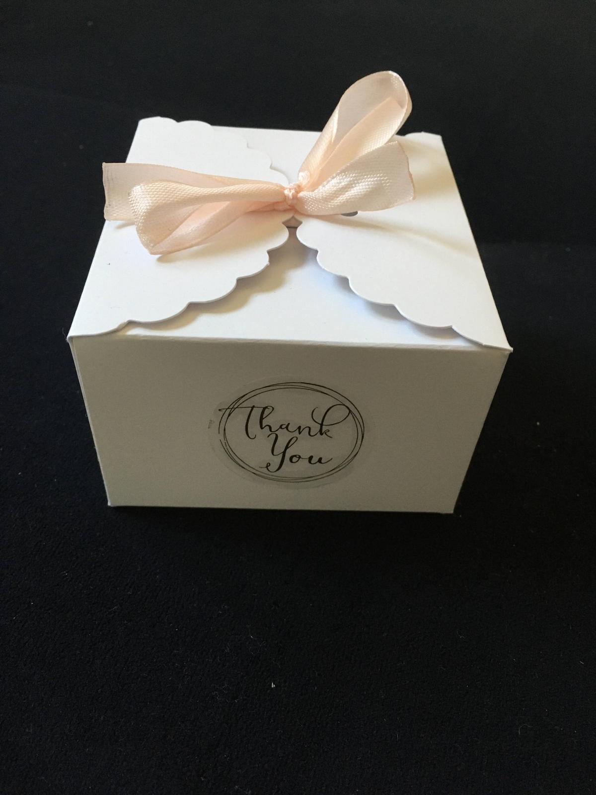 Mydielka - darčeky pre hostí (s krabičkou) - Obrázok č. 1