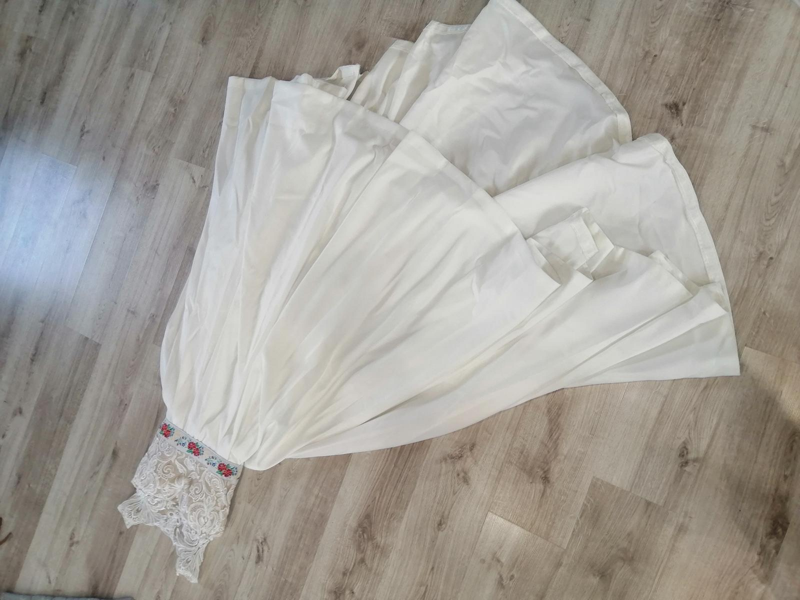 Lanesta svadobné šaty onyx - Obrázok č. 2