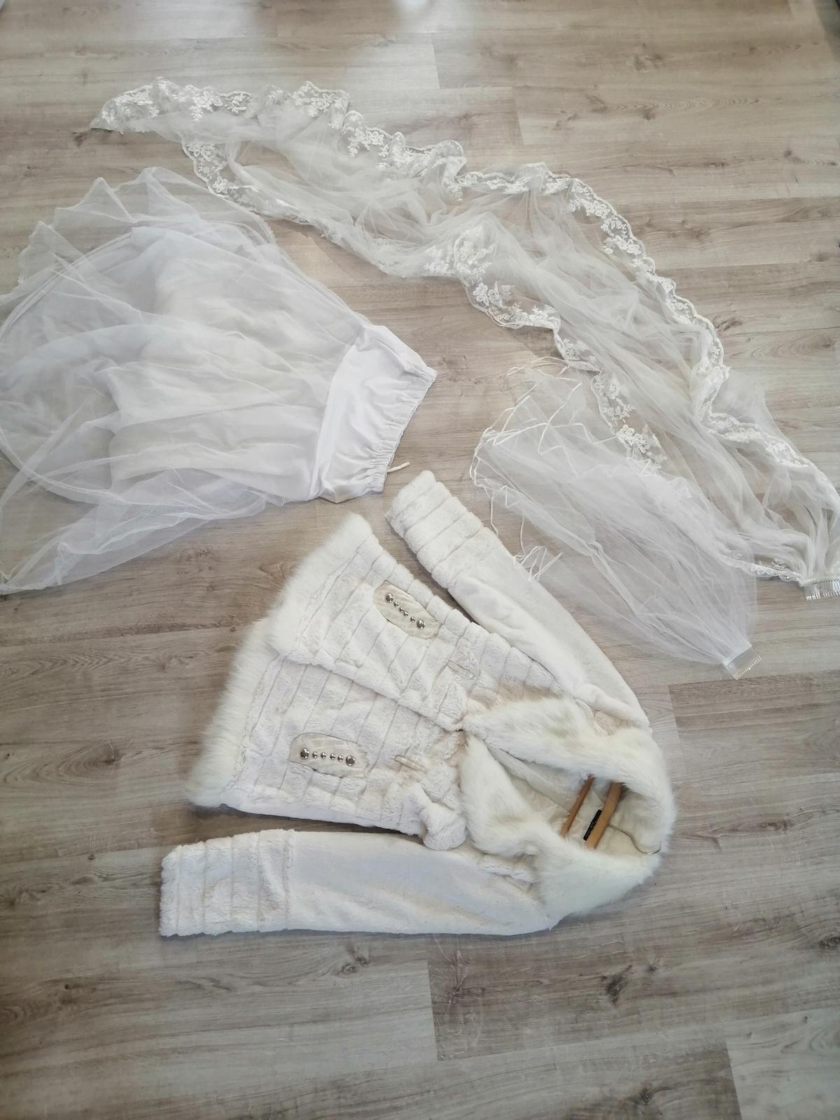 Lanesta svadobné šaty onyx - Obrázok č. 3
