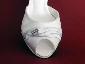 aplikácia na topánočkách