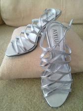topánočky k popolnočným šatám