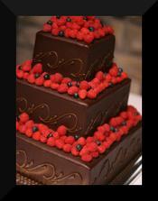 neskutečnej dortík